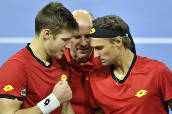 Bemelmans en De Loore winnen Belgisch onderonsje in het dubbelspel op Challenger Scheveningen, Mertens verliest