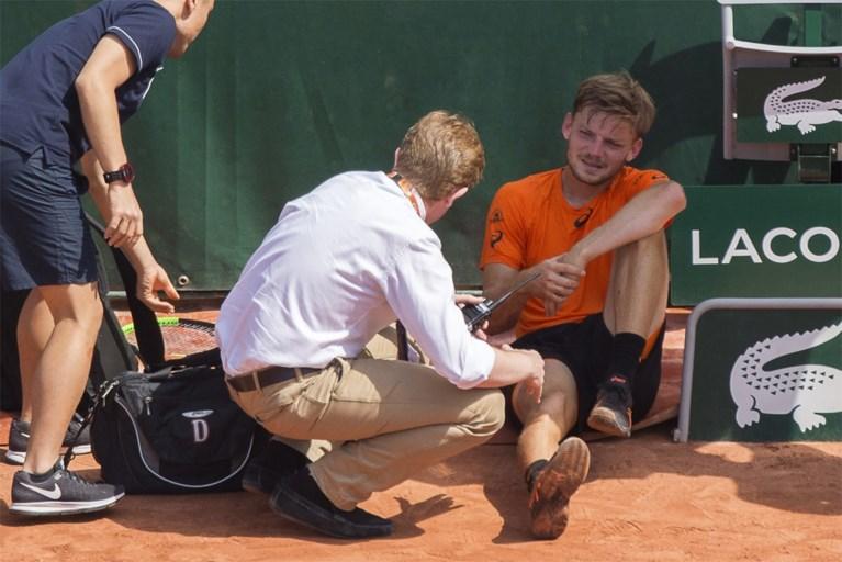 Federer klimt door Wimbledon-zege naar derde stek, Goffin moet één plaatsje prijsgeven
