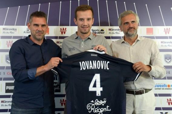 Bordeaux trekt Servische verdediger Vukasin Jovanovic definitief aan