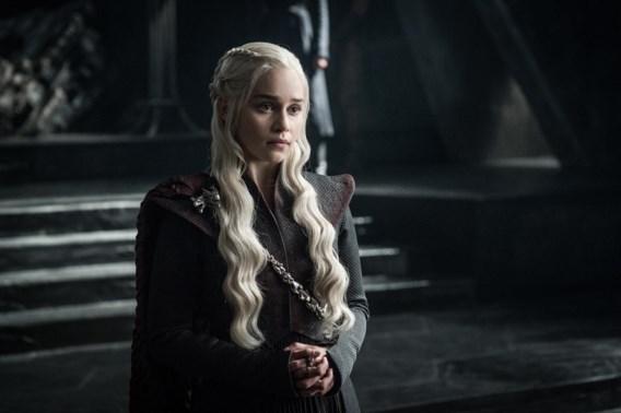 Daenerys Stormborn begint eraan