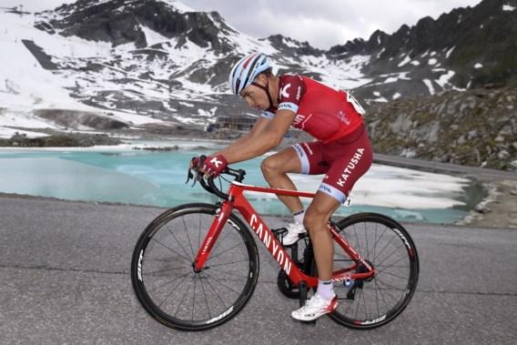 Simon Spilak verlengt contract bij Katusha-Alpecin