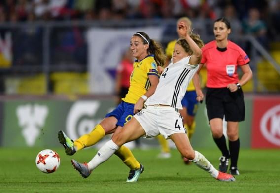 Duitsland en Zweden komen niet tot scoren, Russische vrouwen kloppen Italië