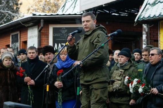 Oekraïense separatisten roepen 'Klein Rusland' uit