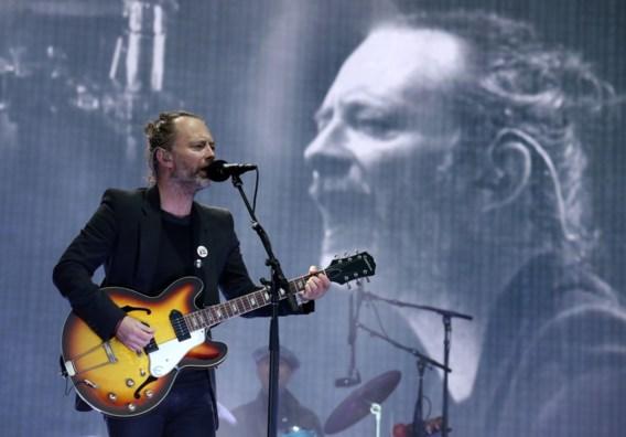 Radiohead geeft optreden in Israël ondanks kritiek