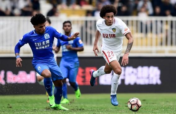Axel Witsel rukt met Tianjin Quanjian op naar derde plaats na eenvoudige winst
