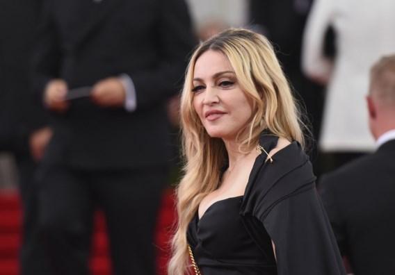 Veiling spullen van Madonna stopgezet