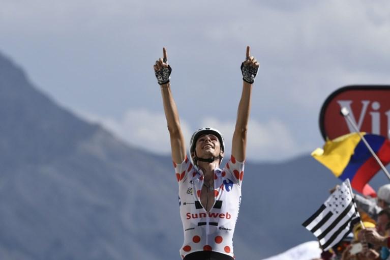 Giro-laureaat Dumoulin slaat Vuelta over, Kelderman kopman bij Sunweb