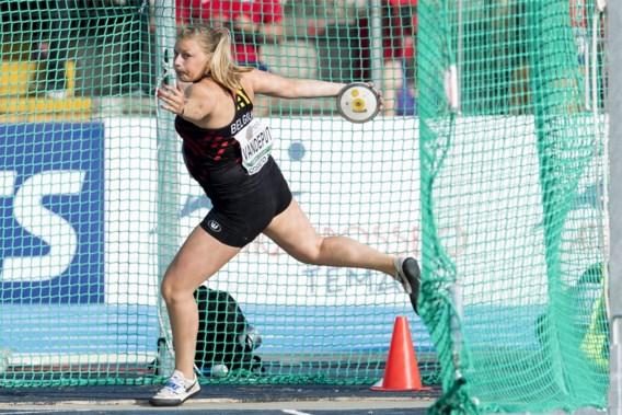Babette Vandeput eindigt als tiende in discusfinale op EK atletiek U20