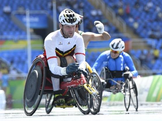 Tweede goud in vier dagen voor Peter Genyn op het WK para-atletiek
