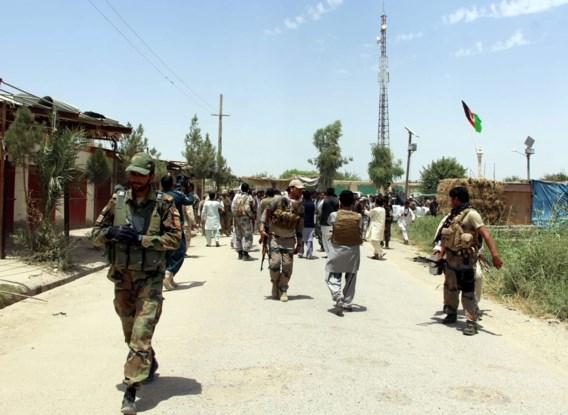 VS-vliegtuig bombardeert per vergissing Afghaanse soldaten
