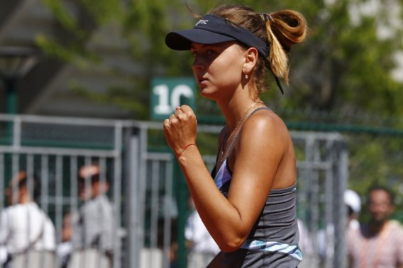 Maryna Zanevska staat in halve finales dubbelspel op WTA-toernooi Boekarest
