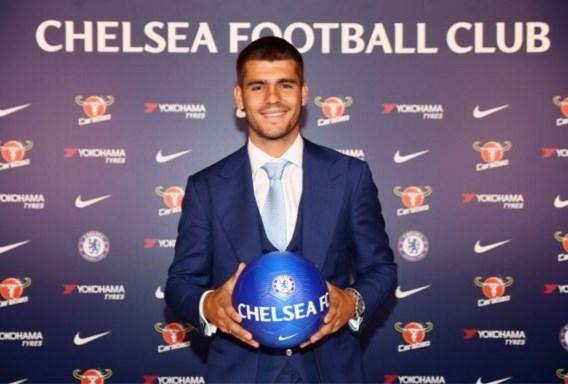 Officieel: Alvaro Morata wordt de nieuwe spits van Chelsea voor 65 miljoen euro