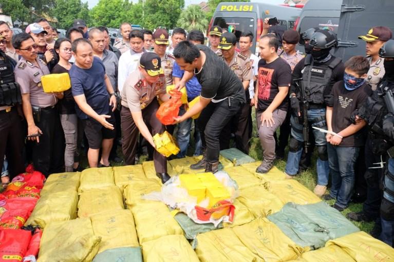 Indonesische president opent jacht op drugsdealers