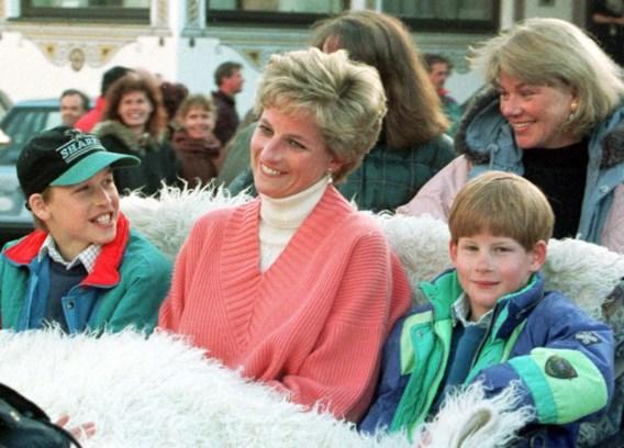 Britse prinsen betreuren laatste telefoontje met Diana