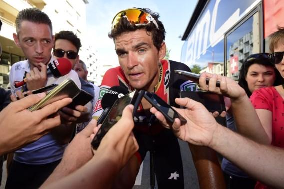 België blijft ook zonder ritzege in de Tour WorldTour aanvoeren, zowel individueel als per ploeg