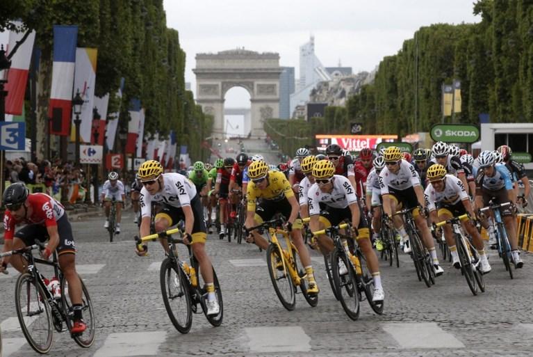 Dylan Groenewegen is de snelste op de Champs-Elysées, Froome heeft vierde Tour de France officieel binnen