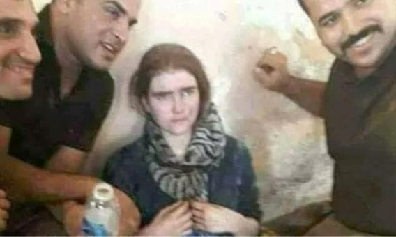 Duits meisje in Mosul is Linda Wenzel