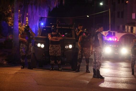 Dode bij schietpartij aan Israëlische ambassade in Amman