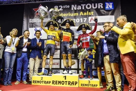 Oliver Naesen wint 82e na-Tourcriterium van Aalst