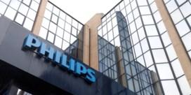 Philips groeit gestaag door