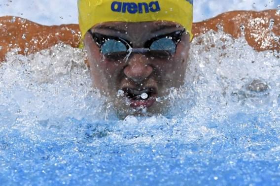 Zweedse Sarah Sjöström verlengt titel op 100 meter vlinderslag