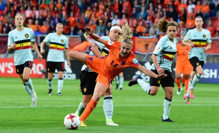 Red Flames kunnen niet stunten tegen Nederland en zijn uitgeschakeld op het EK