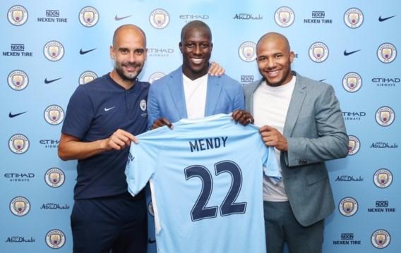 Manchester City tast diep in de buidel voor Mendy van AS Monaco