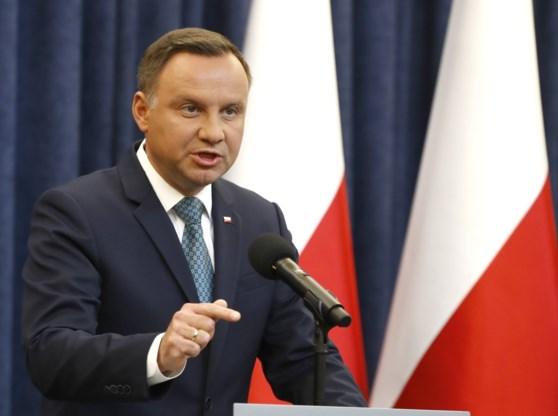 Poolse president gebruikt veto tegen omstreden justitiehervorming