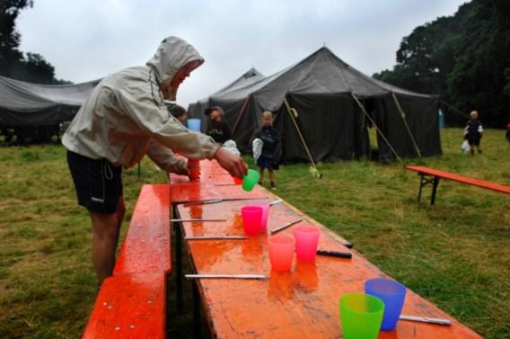 Opnieuw kamp bij de Ourthe stilgelegd, civiele bescherming vraagt om zwemverbod