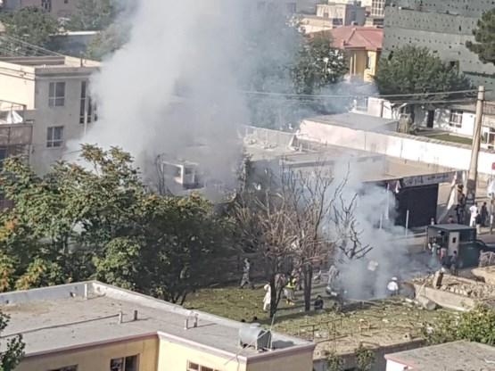 24 doden en 42 gewonden na aanslag Kaboel