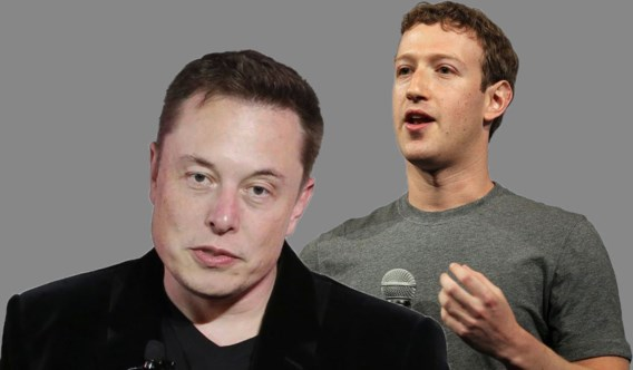 Elon Musk: 'Mark Zuckerbergs kennis over artificiële intelligentie is beperkt'