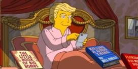 Trump geweigerd voor rol in The Simpsons
