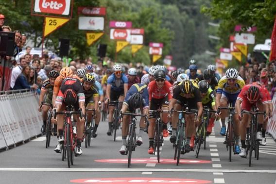 Drucker wint vierde rit in Ronde van Wallonië, Teuns blijft leider