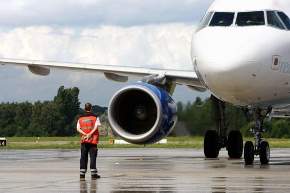 Vals bomalarm op vliegtuig op Brussels Airport