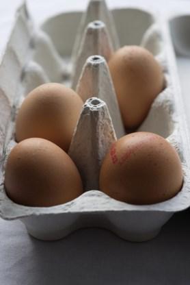 Met insecticide besmette eieren vernietigd