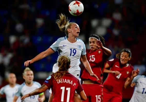 Engeland en Spanje naar kwartfinales EK voetbal