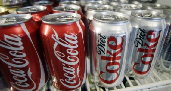 Opnieuw meer betalen voor blikje cola
