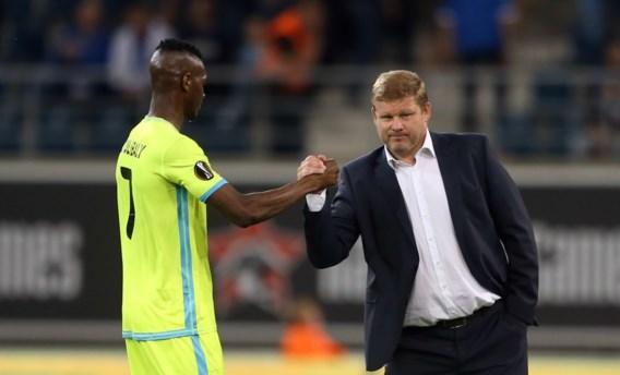 """Hein Vanhaezebrouck niet tevreden na draw: """"Het was duidelijk dat er enkele spelers ondermaats presteerden"""""""
