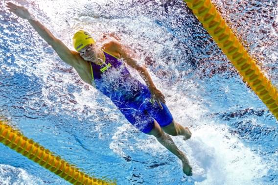 Oud-zwemkampioen Mark Spitz gelooft dat vrouwen even snel kunnen zwemmen als mannen