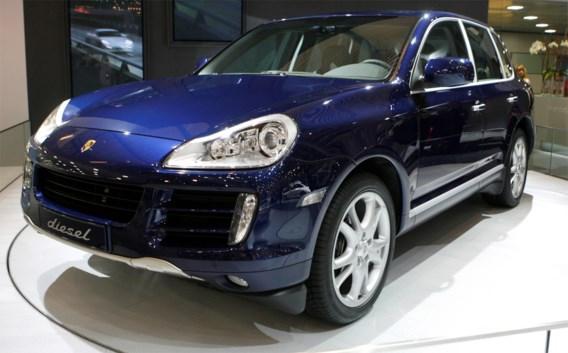 Porsche moet 22.000 dieselwagens terugroepen