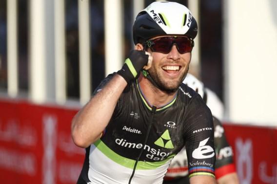 """Cavendish denkt nog niet aan stoppen en mikt op record Merckx: """"Ik geloof dat ik de beste sprinter ben"""""""