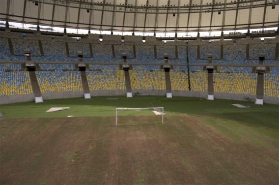 Het Maracanã ligt er verlaten bij en nu verlaat ook de Braziliaanse Seleçao tijdelijk het mythische stadion