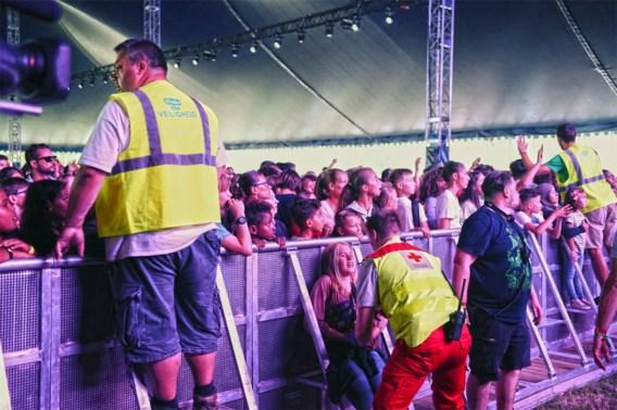 Concert Boef op Sfinks stopgezet: 'Hij was zelf verrast'