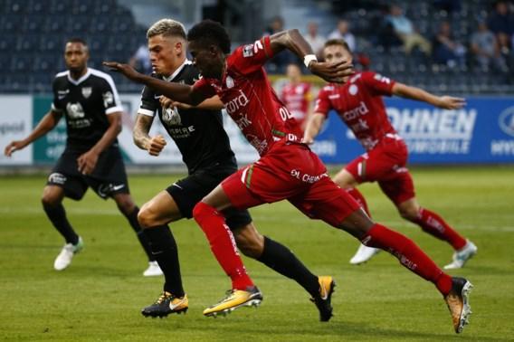 Essevee nam met 0-5 de maat van Eupen