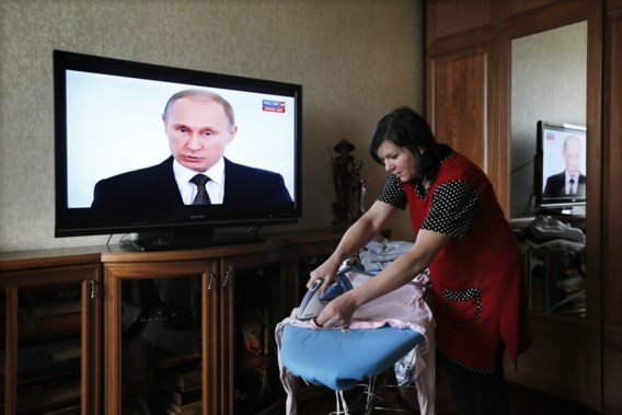Russische jongeren kijken veel meer naar staatstelevisie dan gedacht