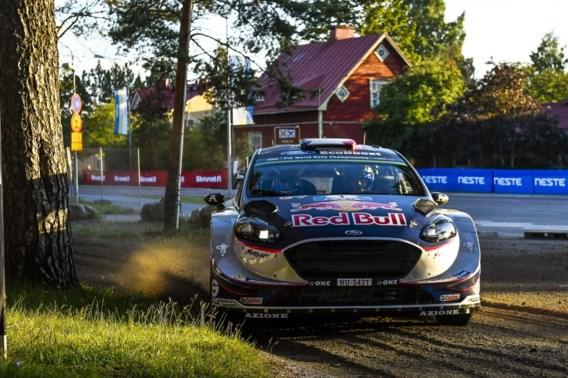 WK-leider Ogier komt zaterdag niet aan de start van Rally van Finland