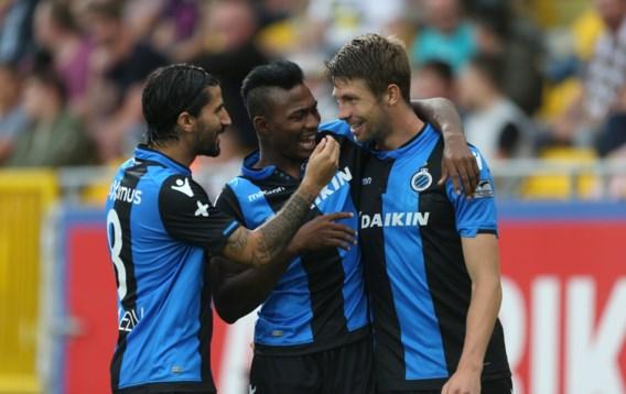 Club Brugge heeft zijn eerste wedstrijd van het nieuwe voetbalseizoen overtuigend gewonnen
