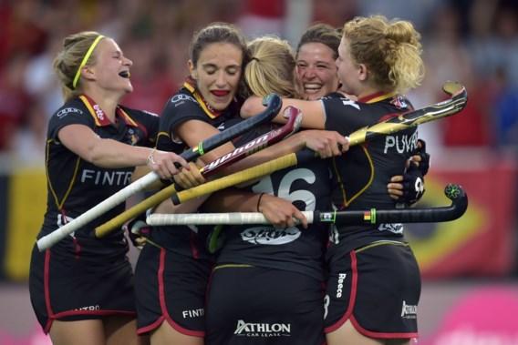 Red Panthers verslaan nummer 1 van de wereld