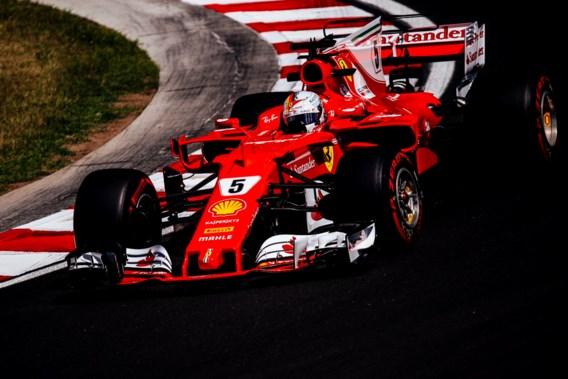 Stoffel Vandoorne zesde tijdens laatste oefensessie in Hongarije, Vettel snelste