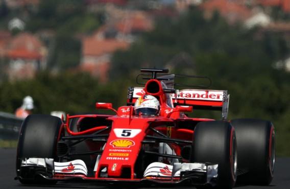 Vandoorne start vanop achtste plaats in Hongarije, Vettel verovert polepositie
